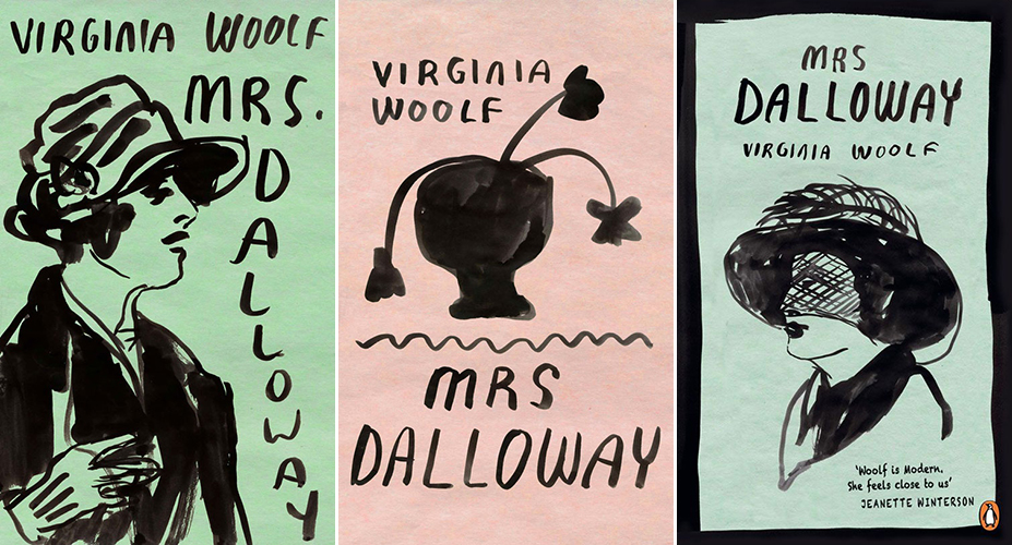leanne shapton mrs. dalloway comps