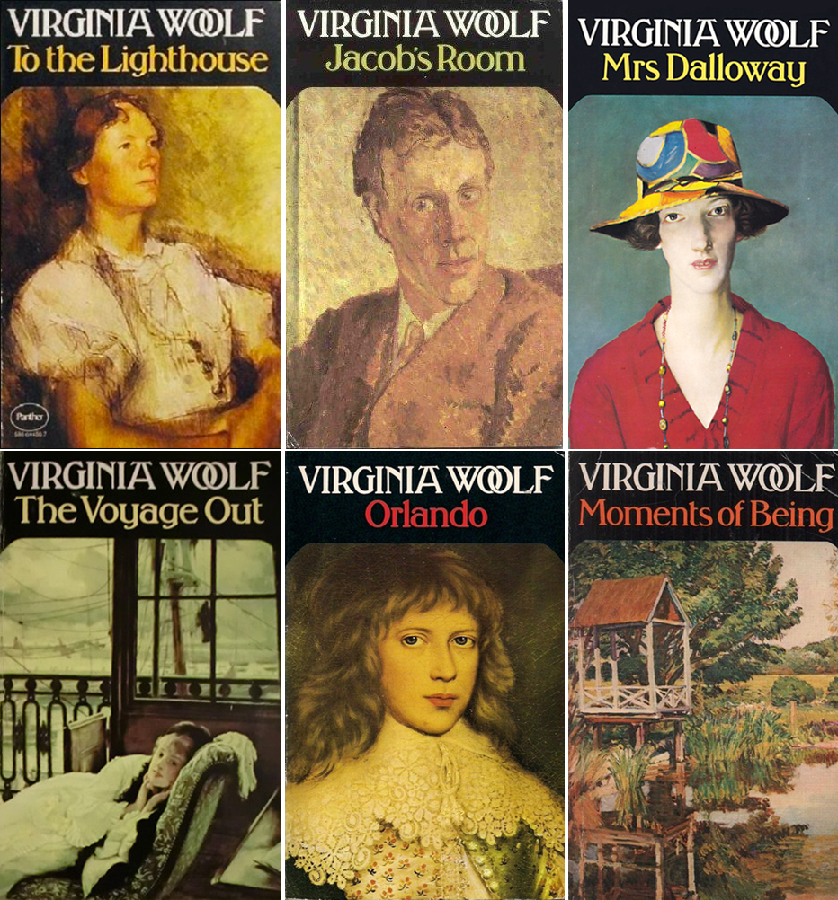grafton books virginia woolf