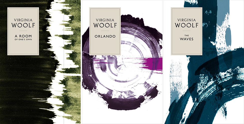 Woolf Design by Angus Hyland for Pentagram, 2011