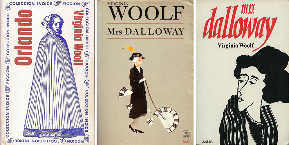 international woolf book covers