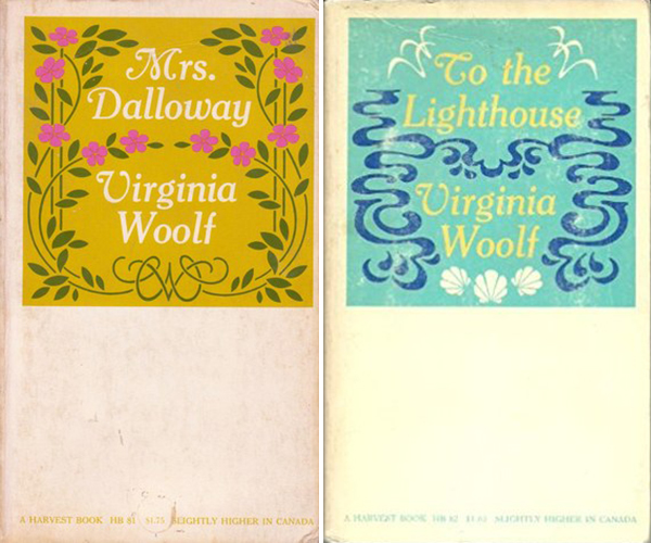 dalloway lighthouse Harcourt, Brace & World