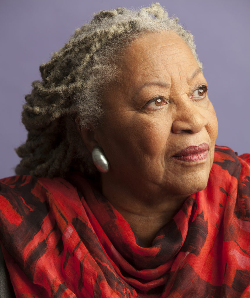 Toni Morrison author photo