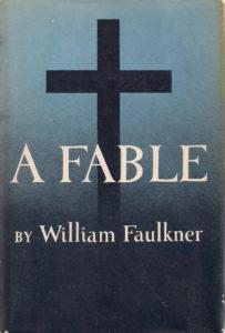 faulkner a fable