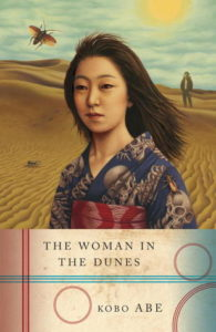 the woman in the dunes book cover