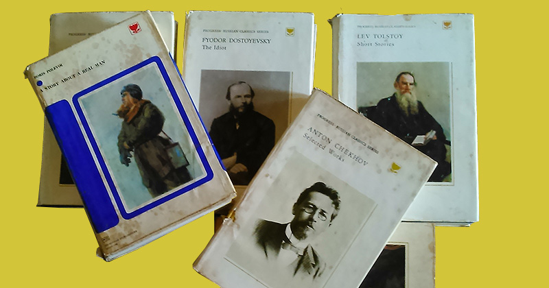 Growing Up with Classic Russian Literature in Rural South