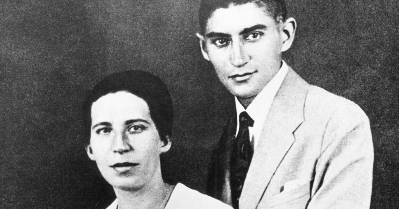 Kafka Was A Terrible Boyfriend