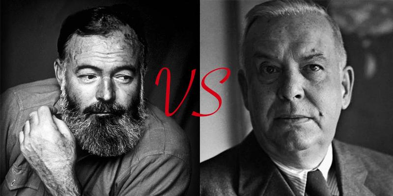 Hemingway vs. Stevens