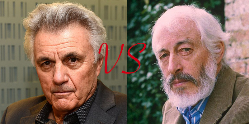 John Irving vs. J.P. Donleavy