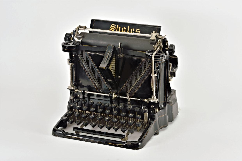 Sholes Visible, 1899