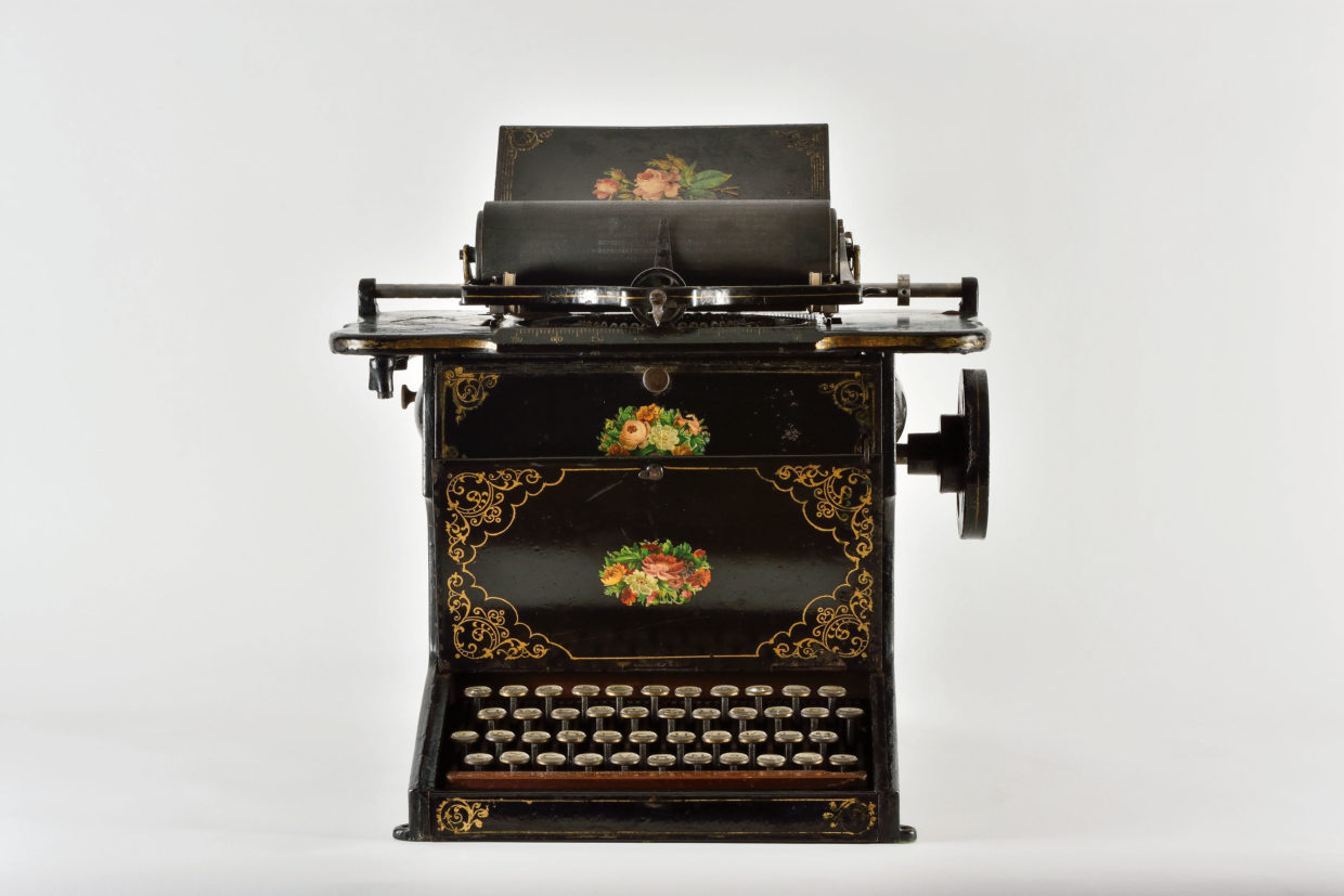 The Sholes & Glidden Type Writer