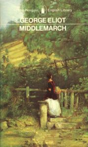 middlemarch book cover