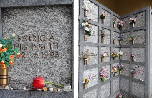 patricia highsmith crematorium