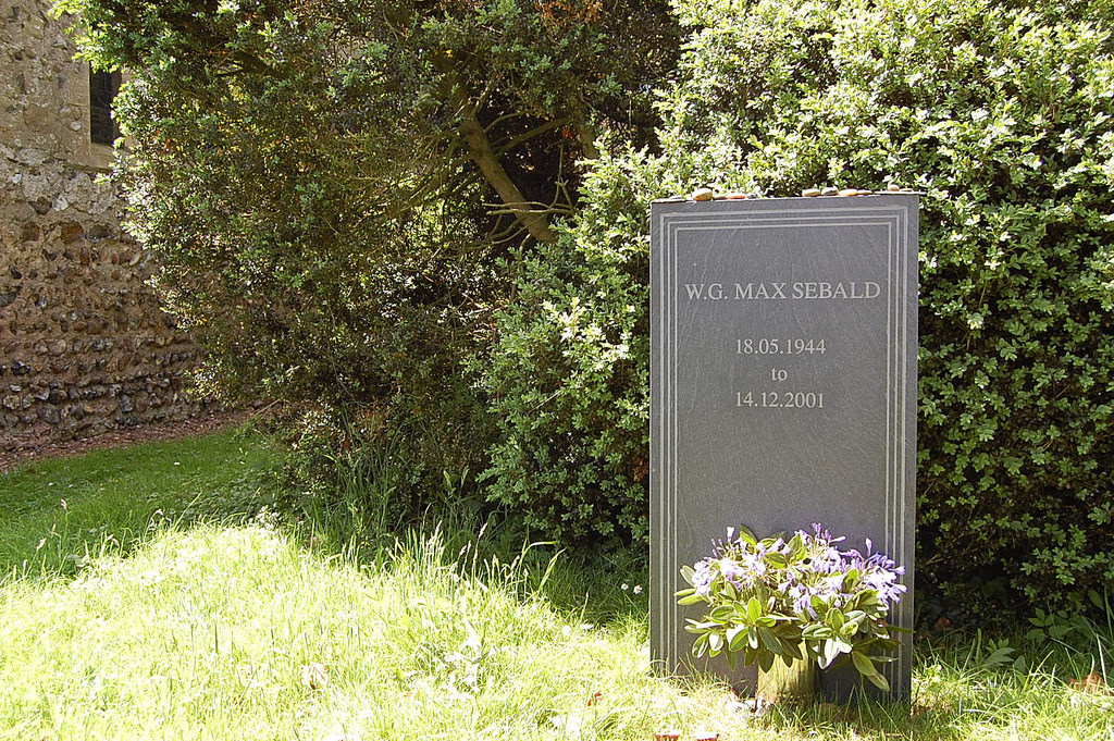 w.g. sebald grave