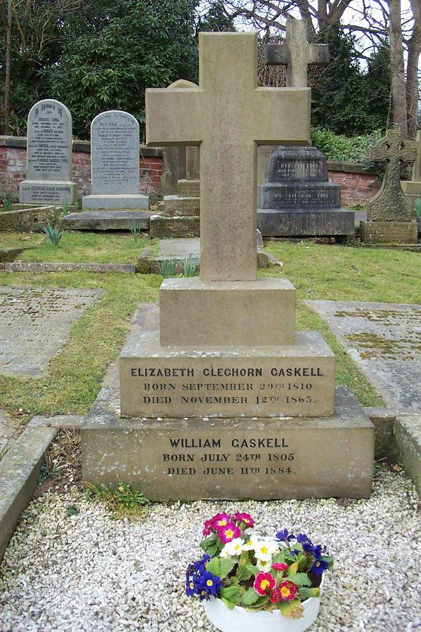 elizabeth gaskell grave