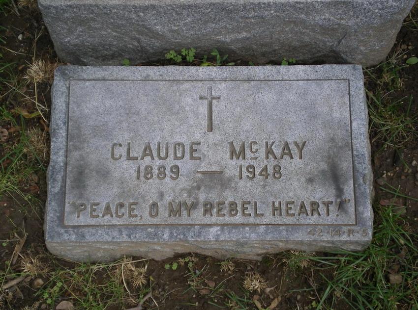 claude mcKay grave