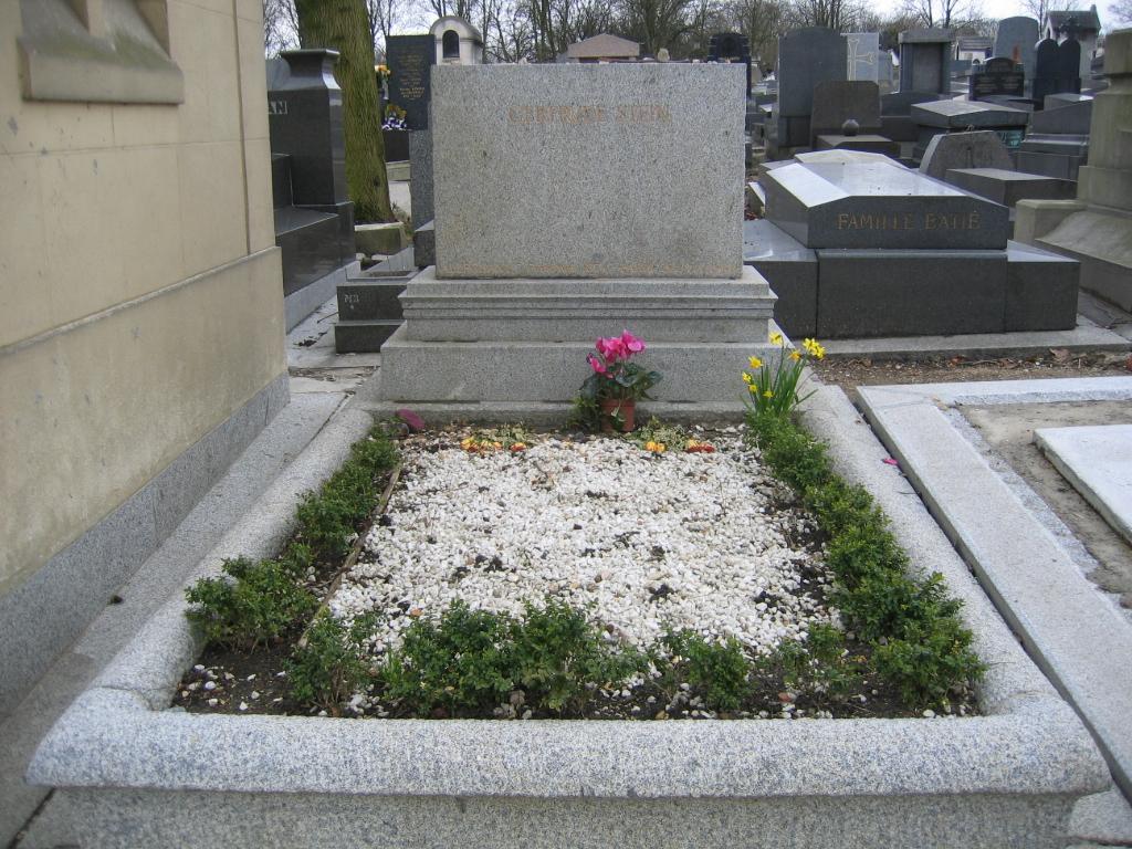 gertrude stein grave