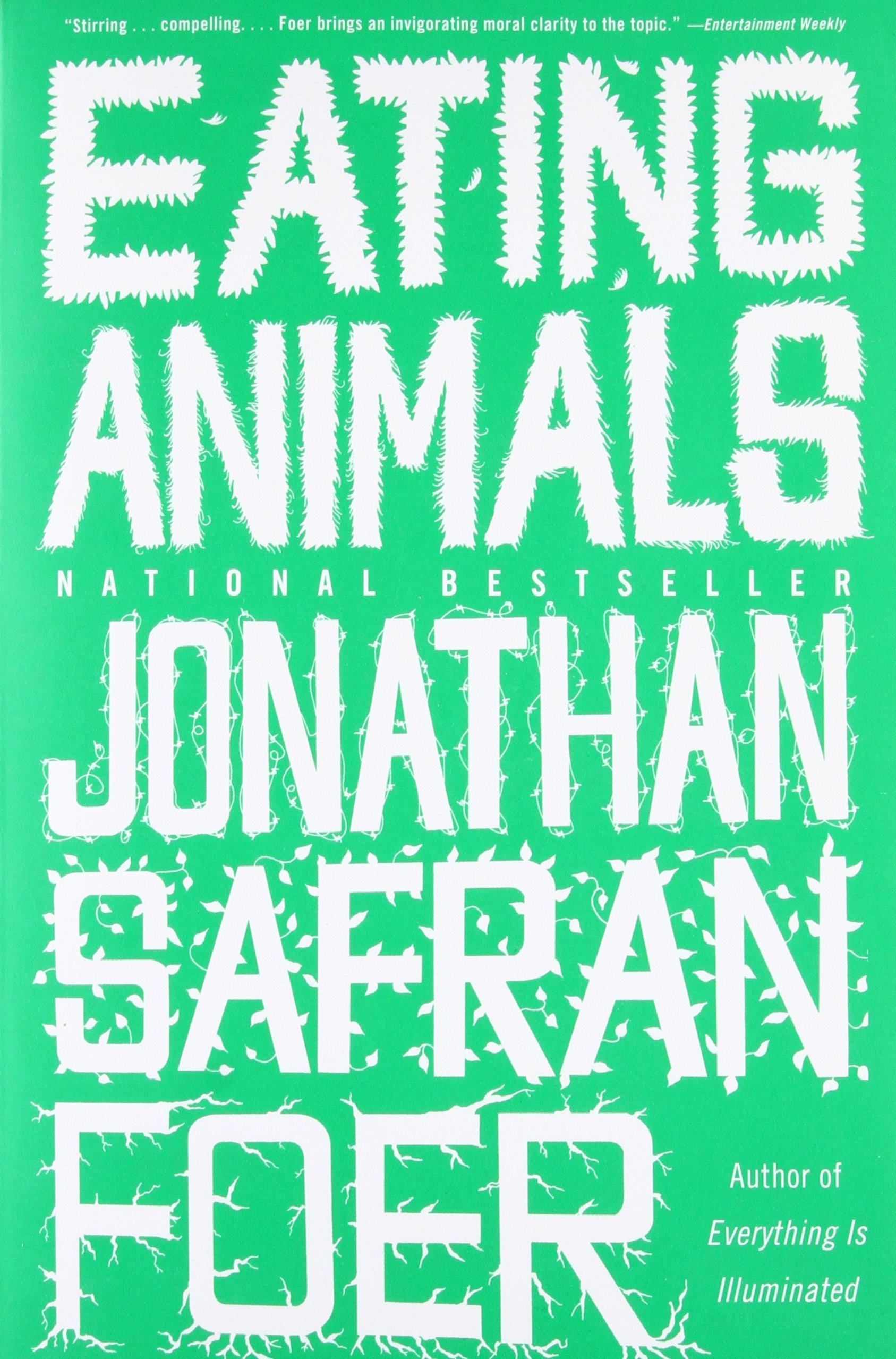 eating animals foer