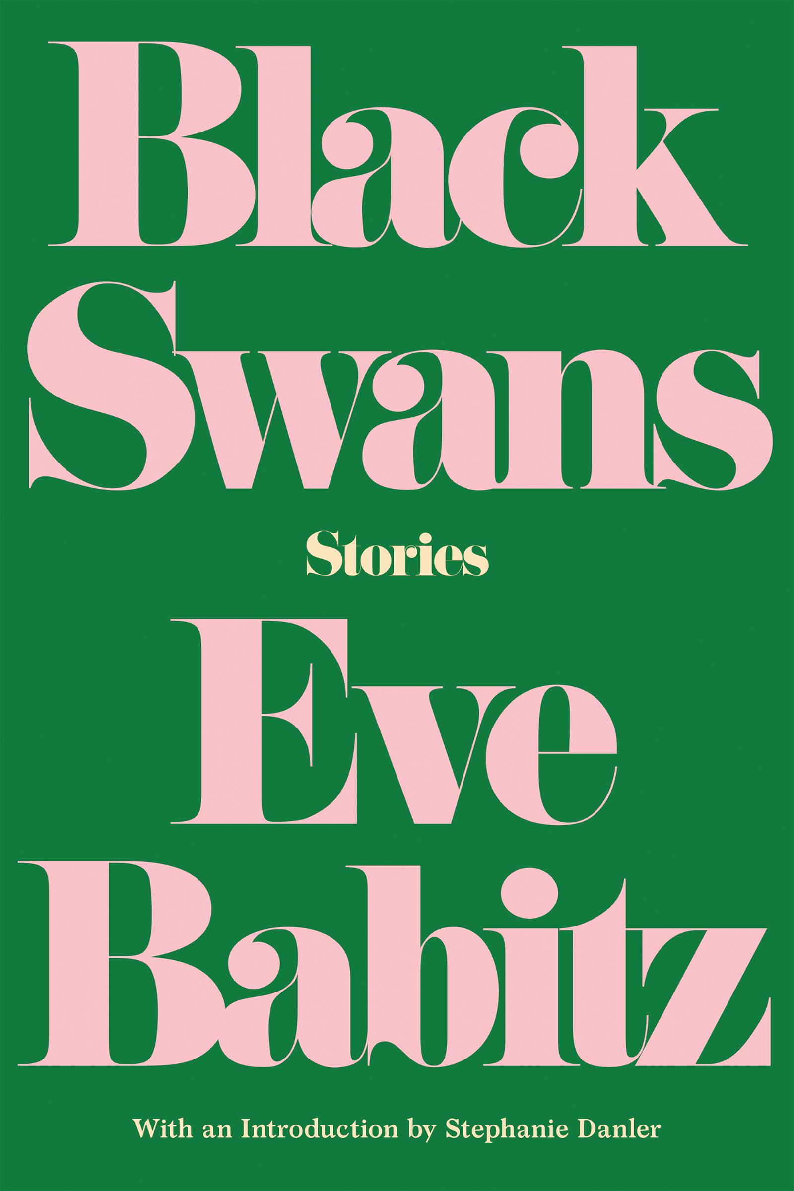 black swans eve babitz