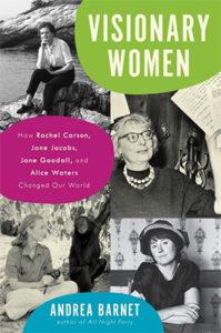 Andrea Barnet, Visionary Women