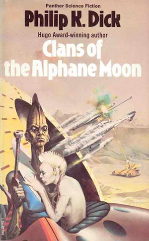Clans of Alphanse Moon