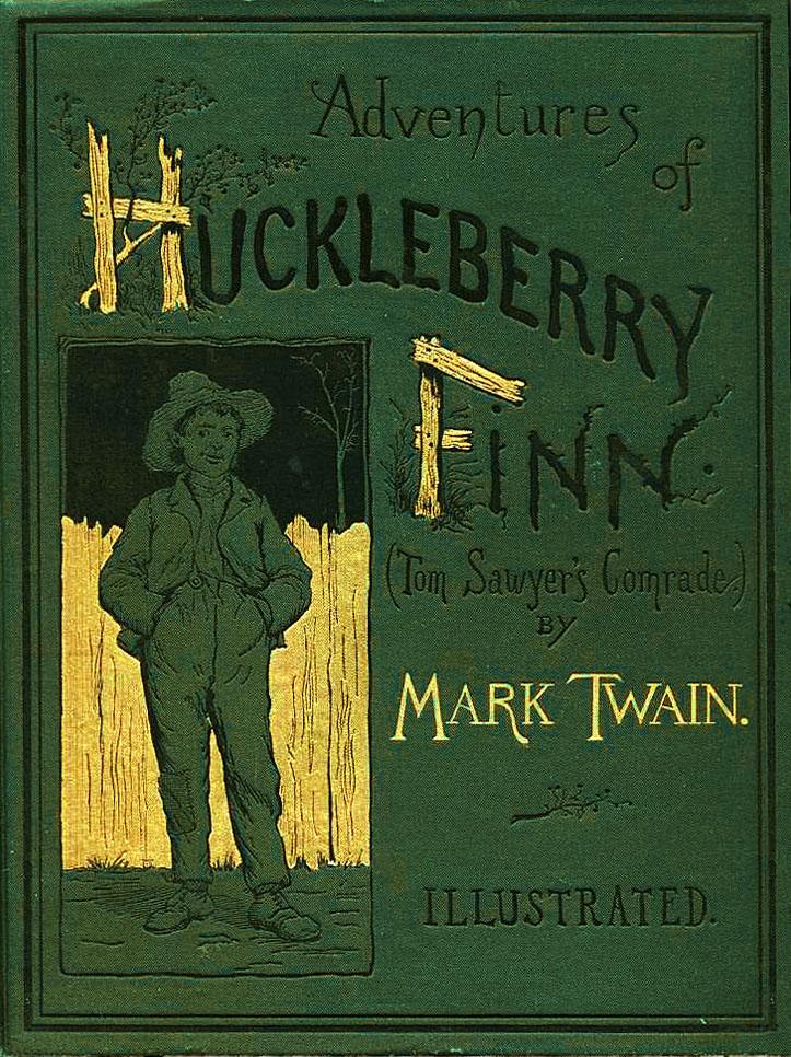 mark twain huckleberry finn