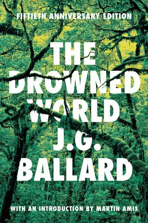 drowned world ballard
