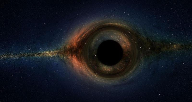 In Which Stephen Hawking Explains Black Holes | Literary Hub
