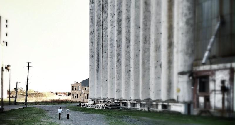 A Reading Series Hosted in an Abandoned Industrial Silo | Literary Hub