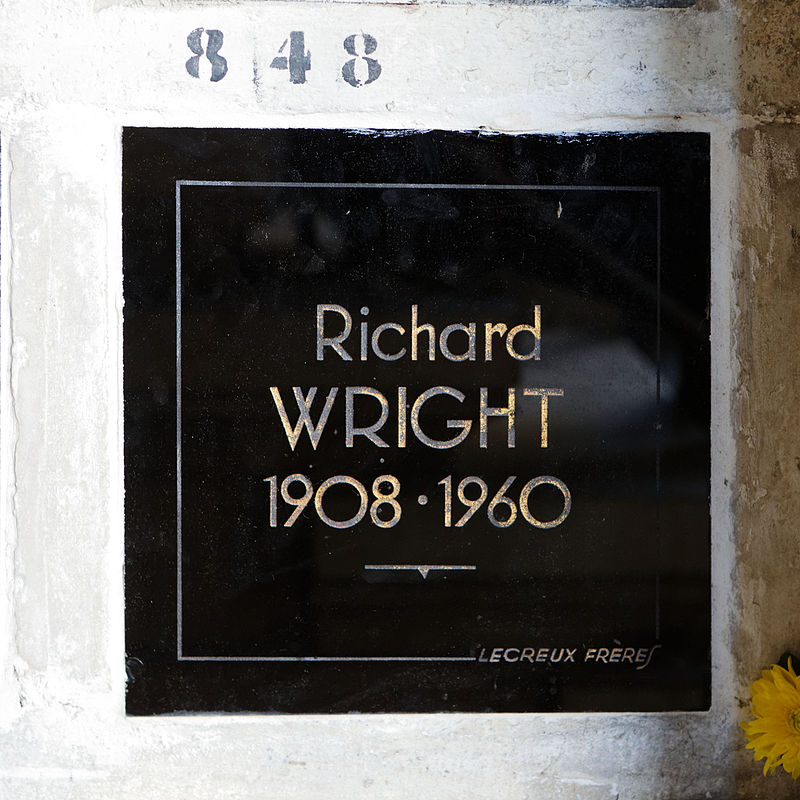 richard wright grave