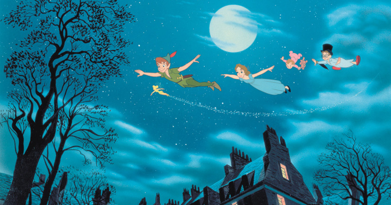 How the Make-Believe World of Peter Pan Inspired My Writing ...