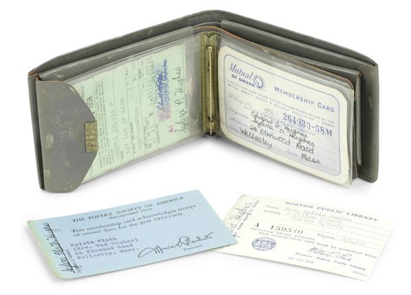 Plath's Wallet
