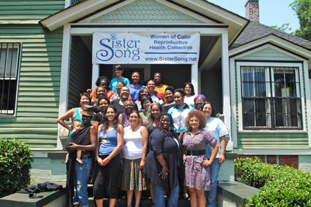 SisterSong Women of Color Health Collective