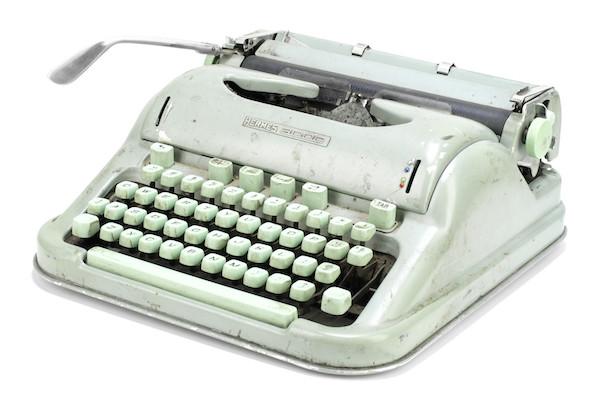 Plath's Typewriter