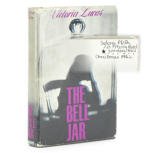 The Bell Jar First Edition Signed and Dated 1962