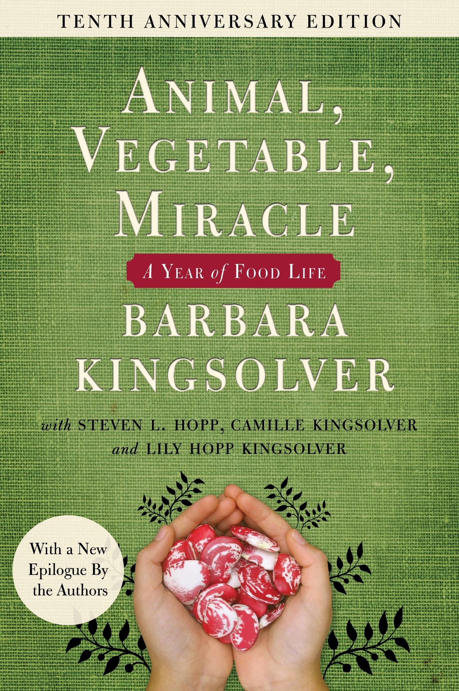 animal vegetable miracle barbara kingsolver