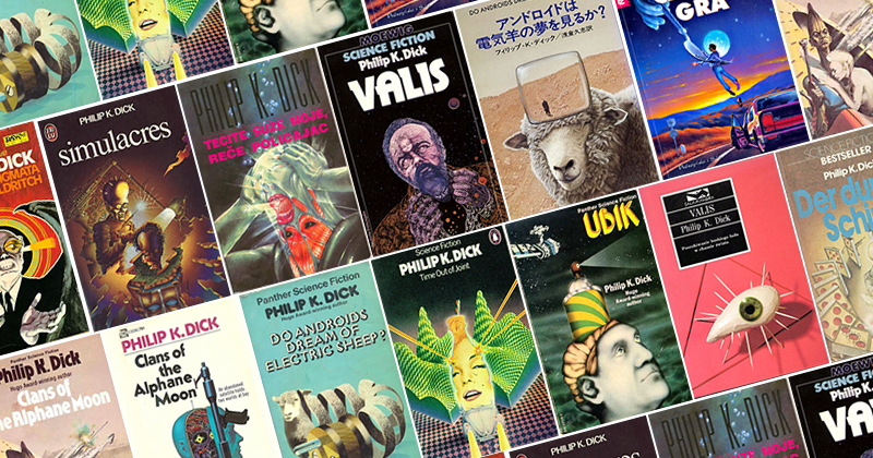 Image result for philip k dick books