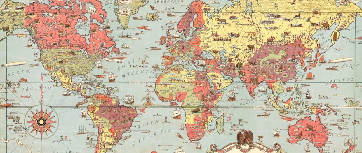 30 Books For Americans 10 Most Visited Countries Literary Hub