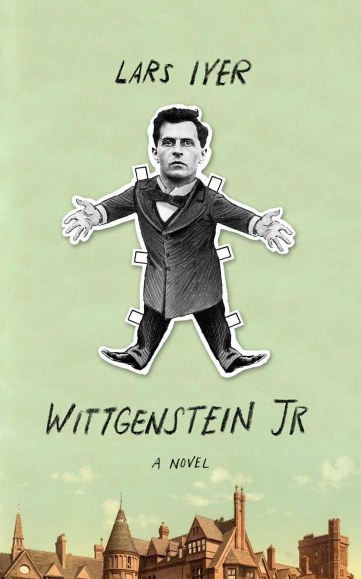 lars iyer wittgenstein jr
