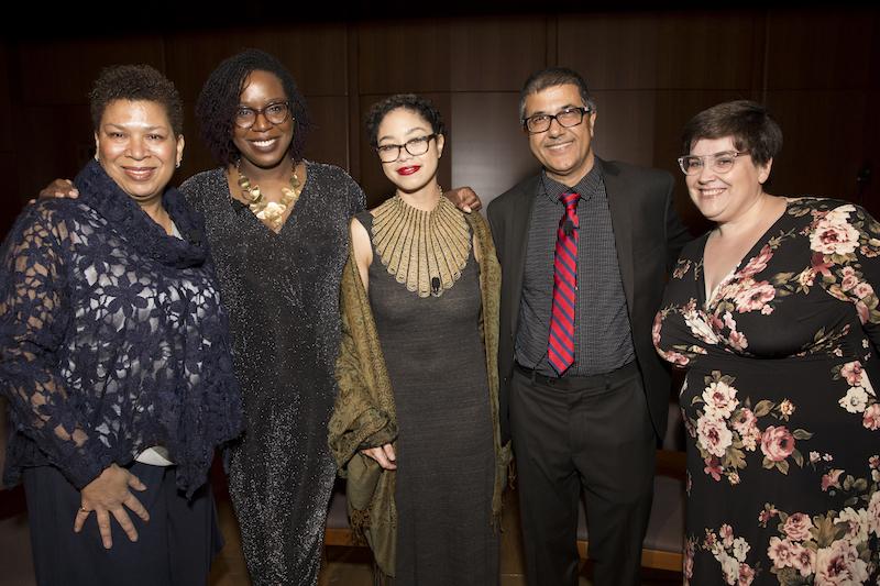 Michel Martin, Lesley Nneka Arimah, Zinzi Clemmons, Samrat Upadhyay