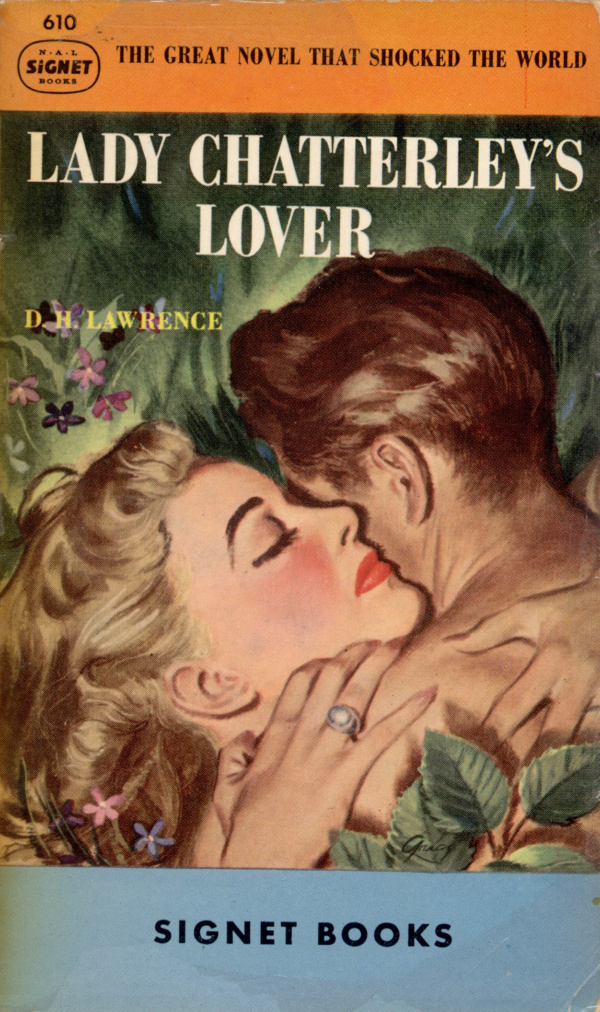 lady chatterley pulp
