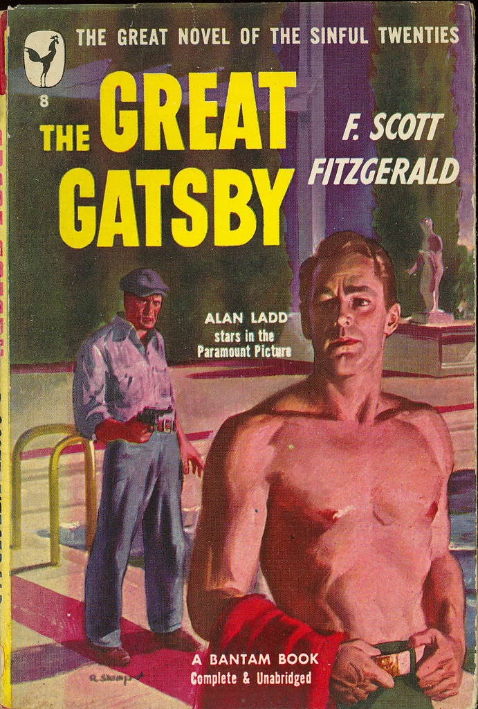 great gatsby pulp