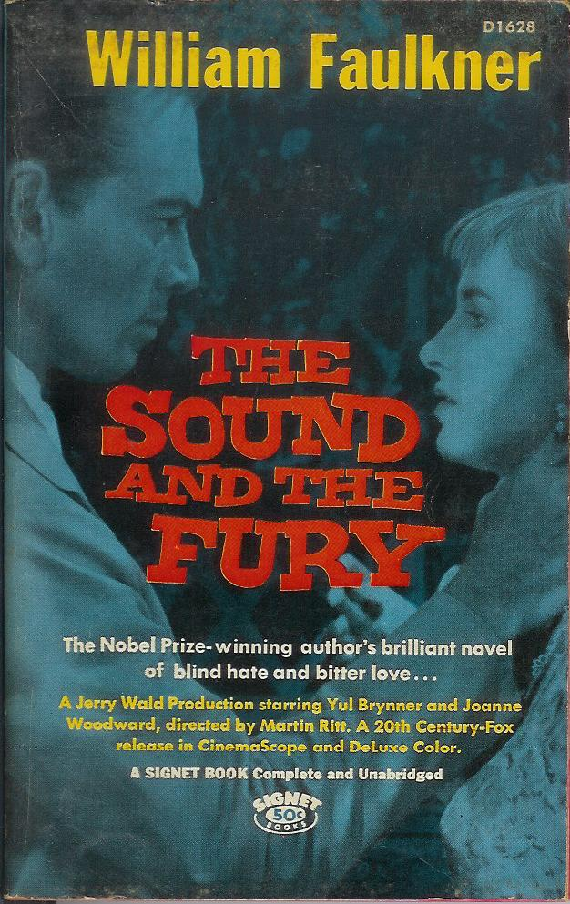 sound and the fury pulp