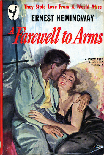 a farewell to arms pulp