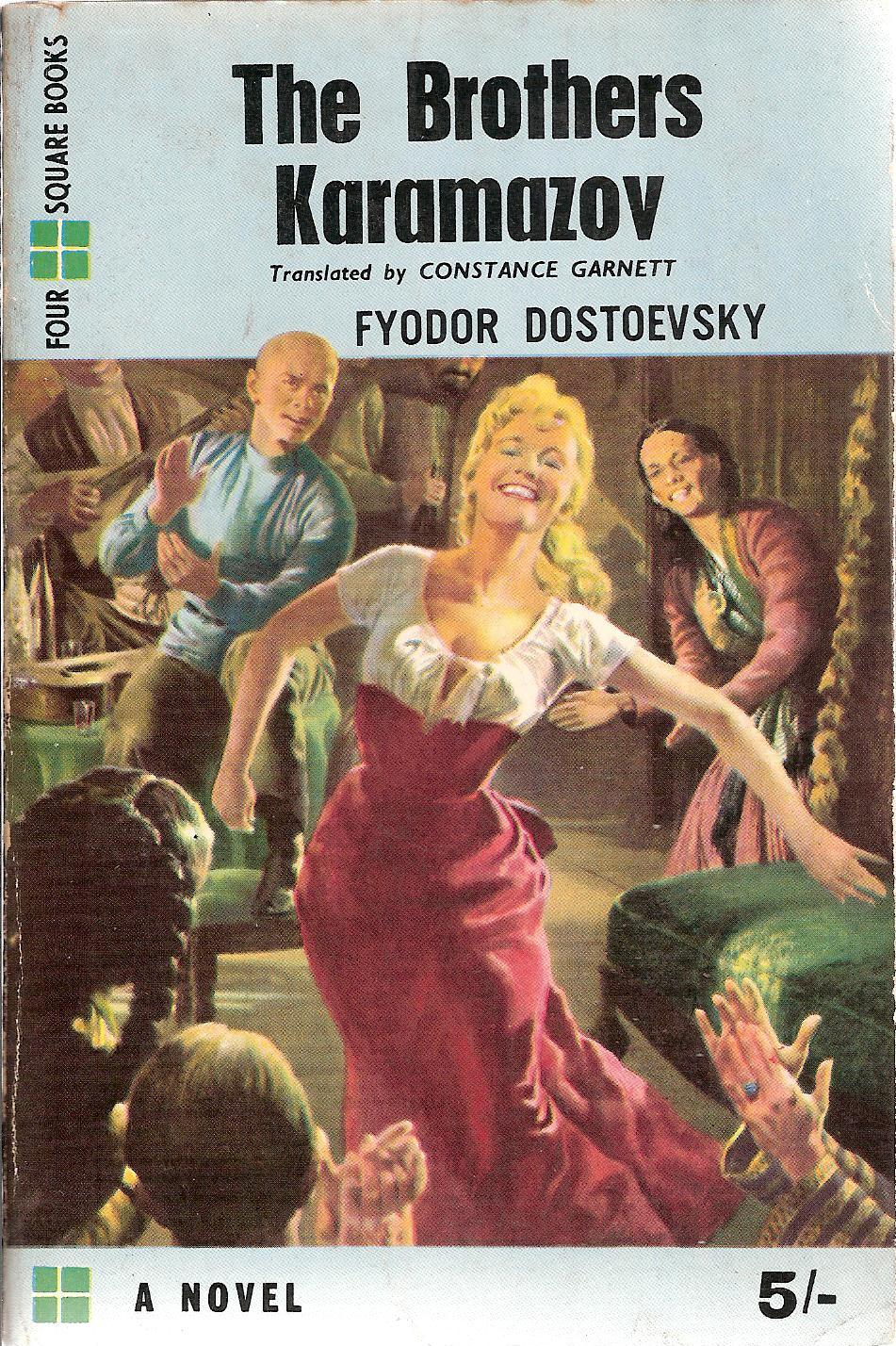 The Brothers Karamazov pulp
