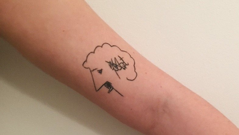 Guess Which Kurt Vonnegut Tattoo Is By Far The Most Common