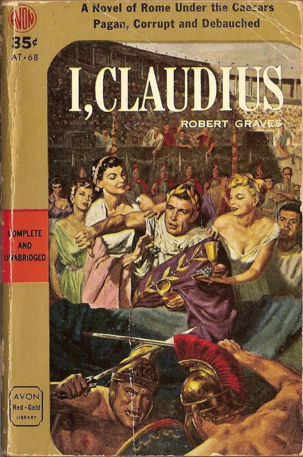 i, claudius pulp