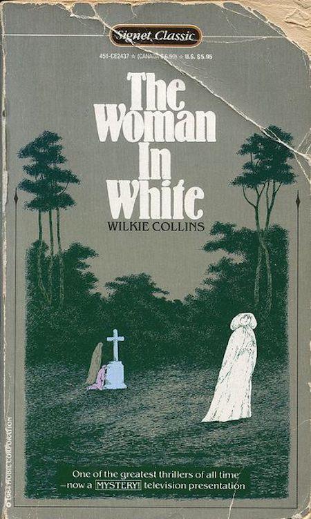 edward gorey the woman in white