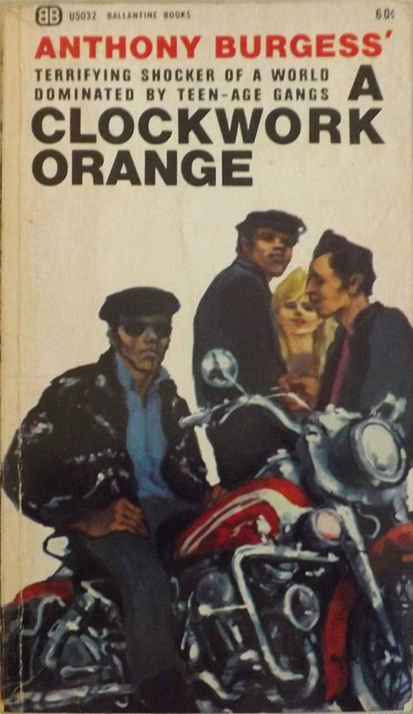 a clockwork orange pulp
