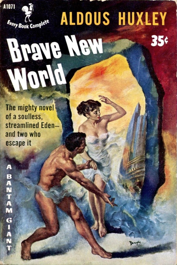 brave new world pulp