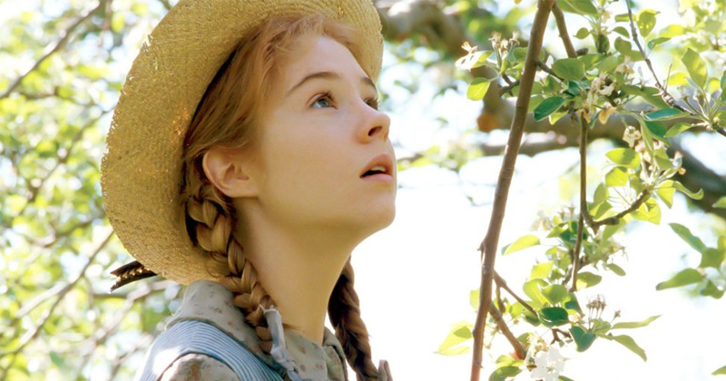 On the magical landscapes of anne of green gables for Anne of green gables crafts